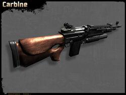 M5A2 Folsom Carbine