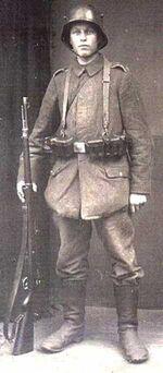 Morrell Std Infantry