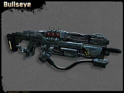 Bullseye-Resistance 2
