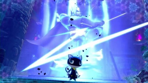 Persona-5-morgana-summoning-play