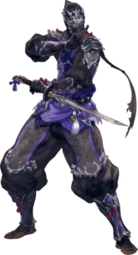 Ninja Artwork XIV