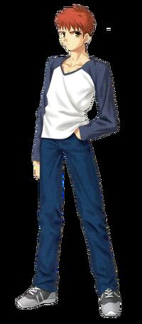 Emiya shiro