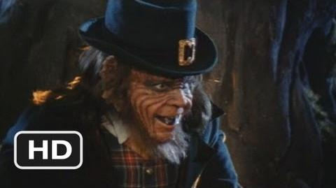 Leprechaun 2 (2 11) Movie CLIP - The Only Whiskey Is Irish Whiskey! (1994) HD