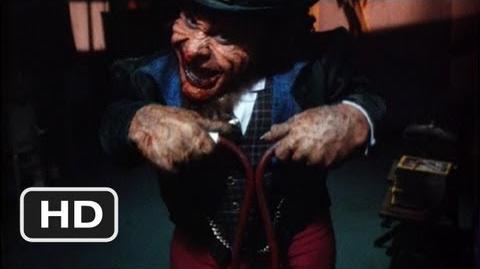 Leprechaun (5 11) Movie CLIP - Pogo on His Lung (1993) HD