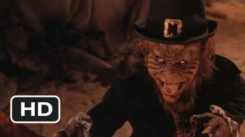 Leprechaun 2 (11 11) Movie CLIP - He's Gonna Blow! (1994) HD