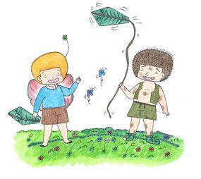 Frissonlit et Dandelion