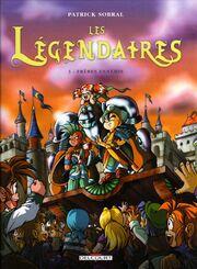 Legendaires Tome 03 01 couv face