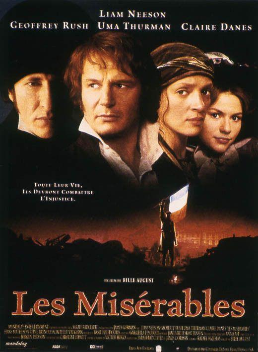 Les Miserables Film 1998