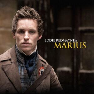 Marius Pontmercy Wiki Les Miserables Fandom