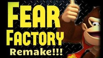 Donkey Kong Country Fear Factory remake