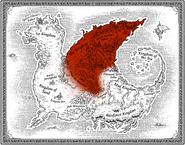 Royaume du ciel carte