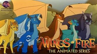 Wings of Fire An Animated Series