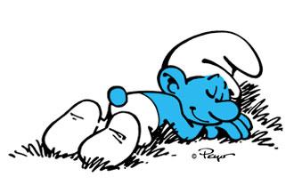 Schtroumpf paresseux wikia les schtroumpfs fandom - Schtroumpf paresseux ...