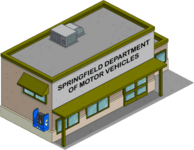 Dép. véhicules motorisés