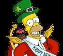 Homer de Fêtes