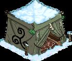 Petite tente païenne