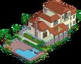 Villa des Mitchell