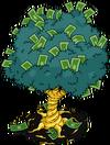 Arbre à argent