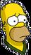 HomerDimanche Triste