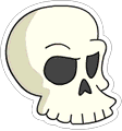 Squelette Icon