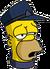 HomerConducteur Exténué