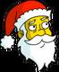 Père Noël Pensant