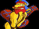 Maître de corvée Willie