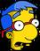 Milhouse-garou Surpris