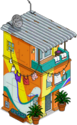 Maison colorée 7