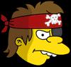 Nelson Pirate Icon