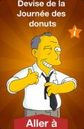 Offre de Gil Jour des donuts 2016