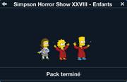 Simpson Horror Show XXVIII - Enfants
