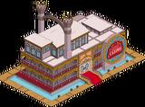 Casino sur l'eau