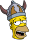 HomerBarbare Sarcastique