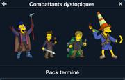 Combattants dystopiques 1
