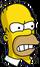 Homer Enervé Icon