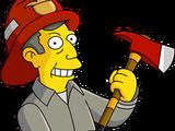 Skinner Pompier