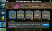 Défis du Vendeur Diabolique'