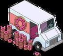 Camion de donuts