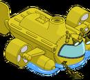 Submersible jaune