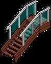 Escaliers privés