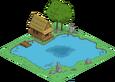 Ancien bassin d'agrément