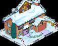 Maison des Flanders de Noël