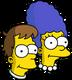 Homer & Marge bébé