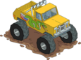 Monster Truck de Cletus