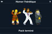Homer l'hérétique'