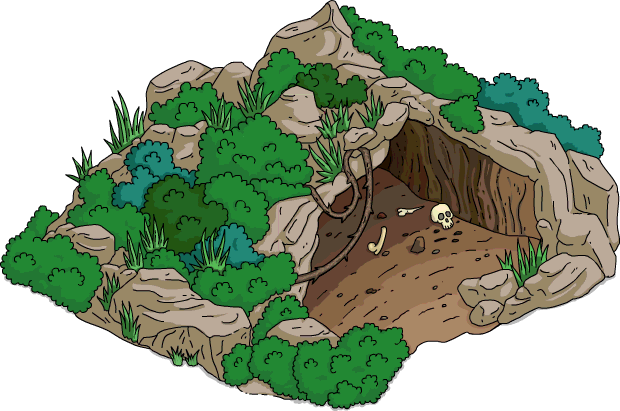 Grotte foresti re wiki les simpson springfield fandom powered by wikia - Grille pain transparent magimix ...