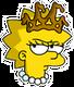 Petite Miss Springfield Ennuyé
