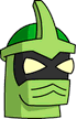 Robot tueur Icon
