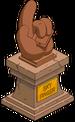 Monument du Doigt du ciel